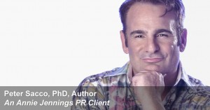 Real Publicity Book Promotion Success Story With Peter Sacco