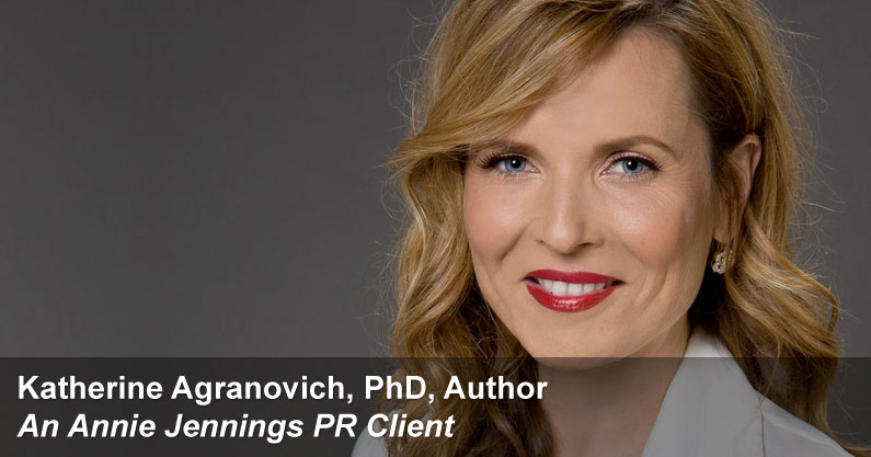 Katherine Agranovich Book Marketing Success Story