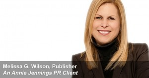 Real Publisher Story - Melissa G. Wilson