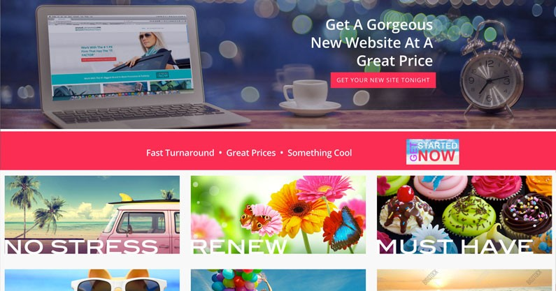 NewSiteTonight - Fast Delivery - Low Cost- Web Design