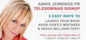 3 Easy Ways To Launch Your Book, Avoid Costly Mistakes & Reach Millions Fast!