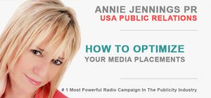 Publicity - How To Optimize Your PR Media Placements