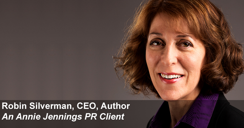Robin Silverman - Real Publicity Story