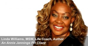 Linda Williams Real Story of Publicity Success