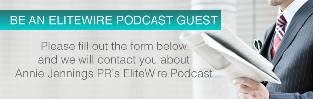 Annie Jennings PR Showcase Elite Podcast Guest Sign-up Form
