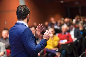 Build Credibility as a Professional Speaker