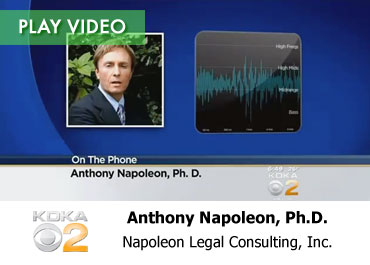 Dr. Anthony Napoleon Media Appearances