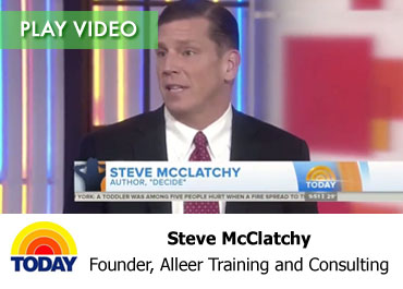 Steve McClathcy Appearing on Today Show