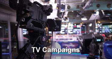 TV Campaigns - Annie Jennings PR